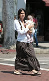 Soleil Moon Frye Out & About with the Family Los Angeles 07/06/08 MQ/LQx13