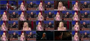 Elle Fanning - David Letterman  (2014-05-14) 1080i