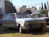 Ford Falcon Futura 1968 - en restauración