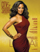 Laila Ali -- City &amp;amp; Shore Magazine (Nov/Dec 2010)
