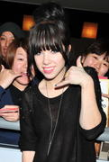 Carly Rae Jepsen - Narita International Airport in Japan 11/06/12