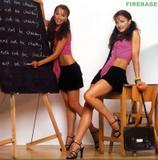 nice legs : cheeky girls