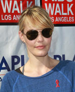 Leslie Bibb - 28th Annual AIDS Walk in West Hollywood 10/14/12