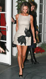 Victoria Beckham Leaving Wolfgang Puck &quot;The Cut,&quot; 12/6 - 5 HQ