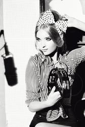 Эльза Хоск, фото 47. Elsa Hosk Guess Ad Campaign Fall/Winter, photo 47