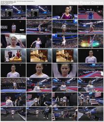 Alicia Sacramone ~ 2012 VISA Gymnastics Championships (HDTV 1080i)