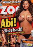 Abi Titmuss New Zoo Shoot