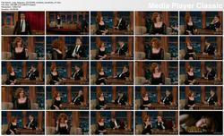 Christina Hendricks @ Late Late Show w/Craig Ferguson 2013-03-06
