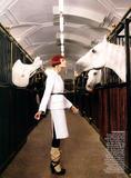 Natalia Vodianova Vogue (US) Sept/2006, ph. Mario Testino Foto 322 (Наталья Водянова Vogue (США) Sept/2006, тел.  Фото 322)