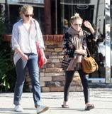 Mary Kate Olsen x 12, out in LA (19.10.08)