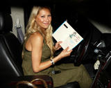 Anna Kournikova shows nice cleavage at her birthday party in Miami