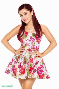 Ariana Grande - Victorious season 3 promo HQ pics (Tagged)